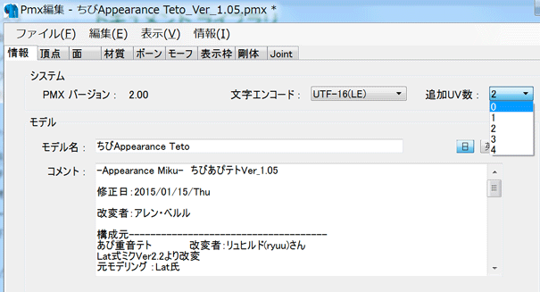Pmx For Mmd